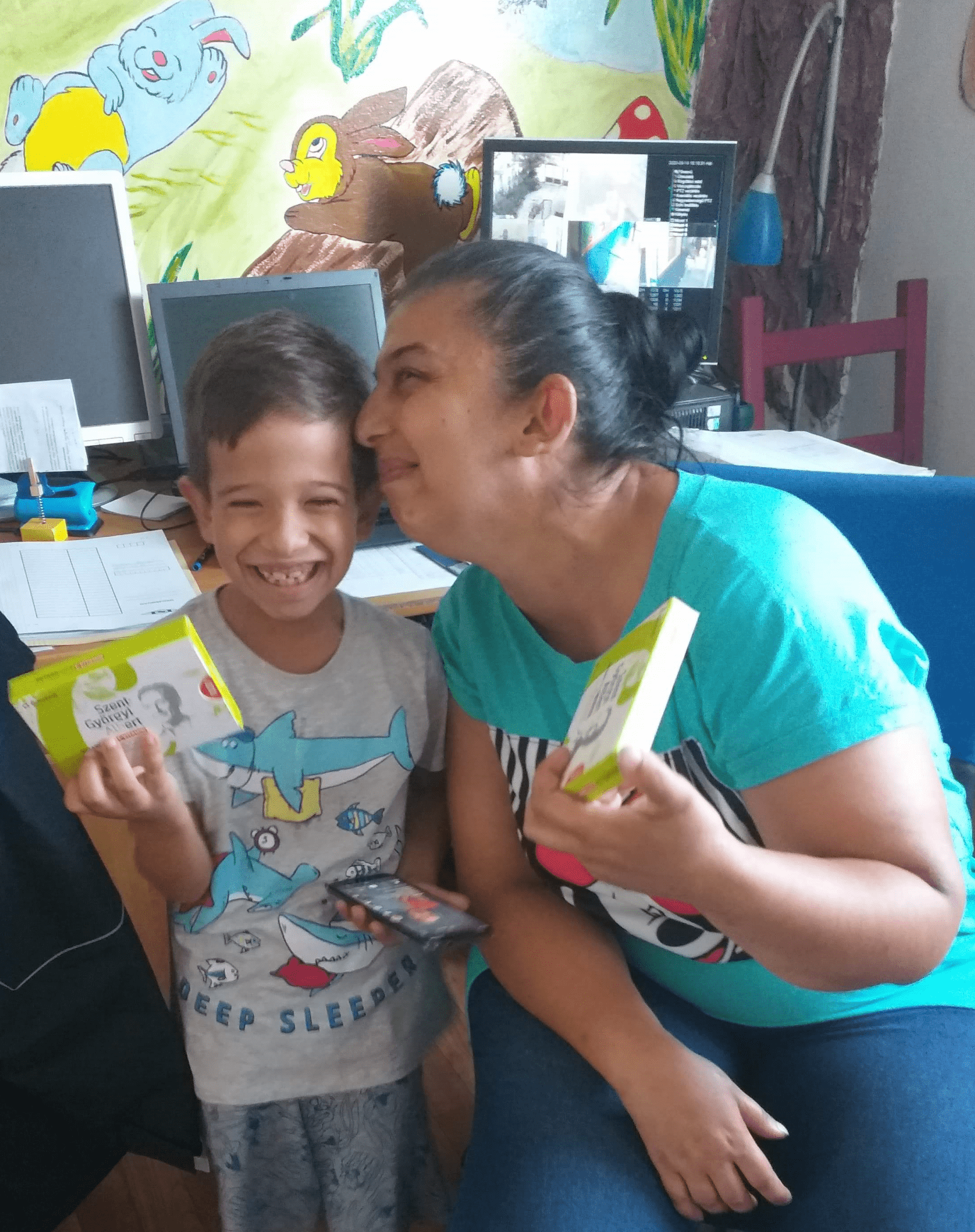 A családok őszinte mosolya számunkra mindennél fontosabb