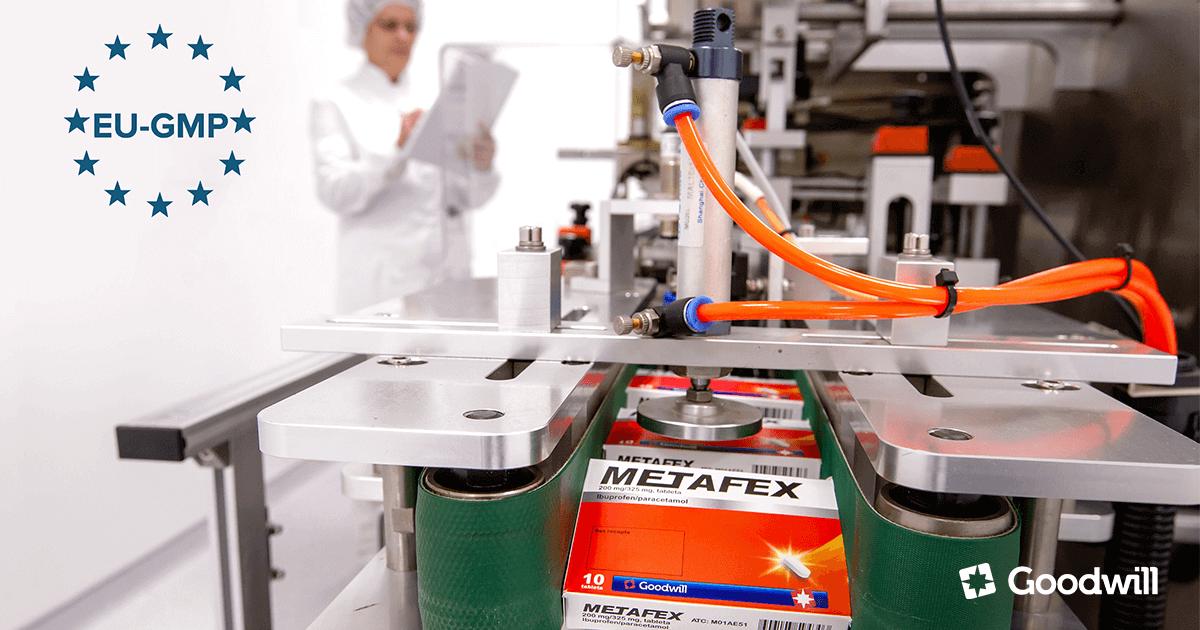 Új siker a hazai gyógyszergyártásban – Világpiaci ugrásra készül a Goodwill Pharma