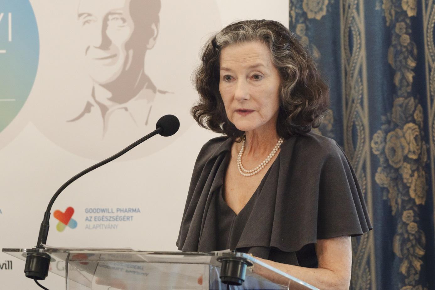 Goodwill Pharma Foundation for Health organises Albert Szent-Györgyi Doctors' Award