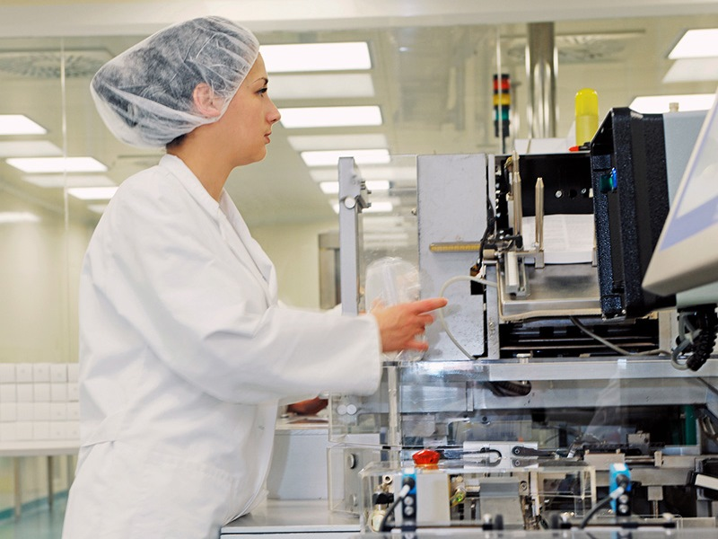 Goodwill Pharma's technological expansion at its manufacturing facility in Szeged