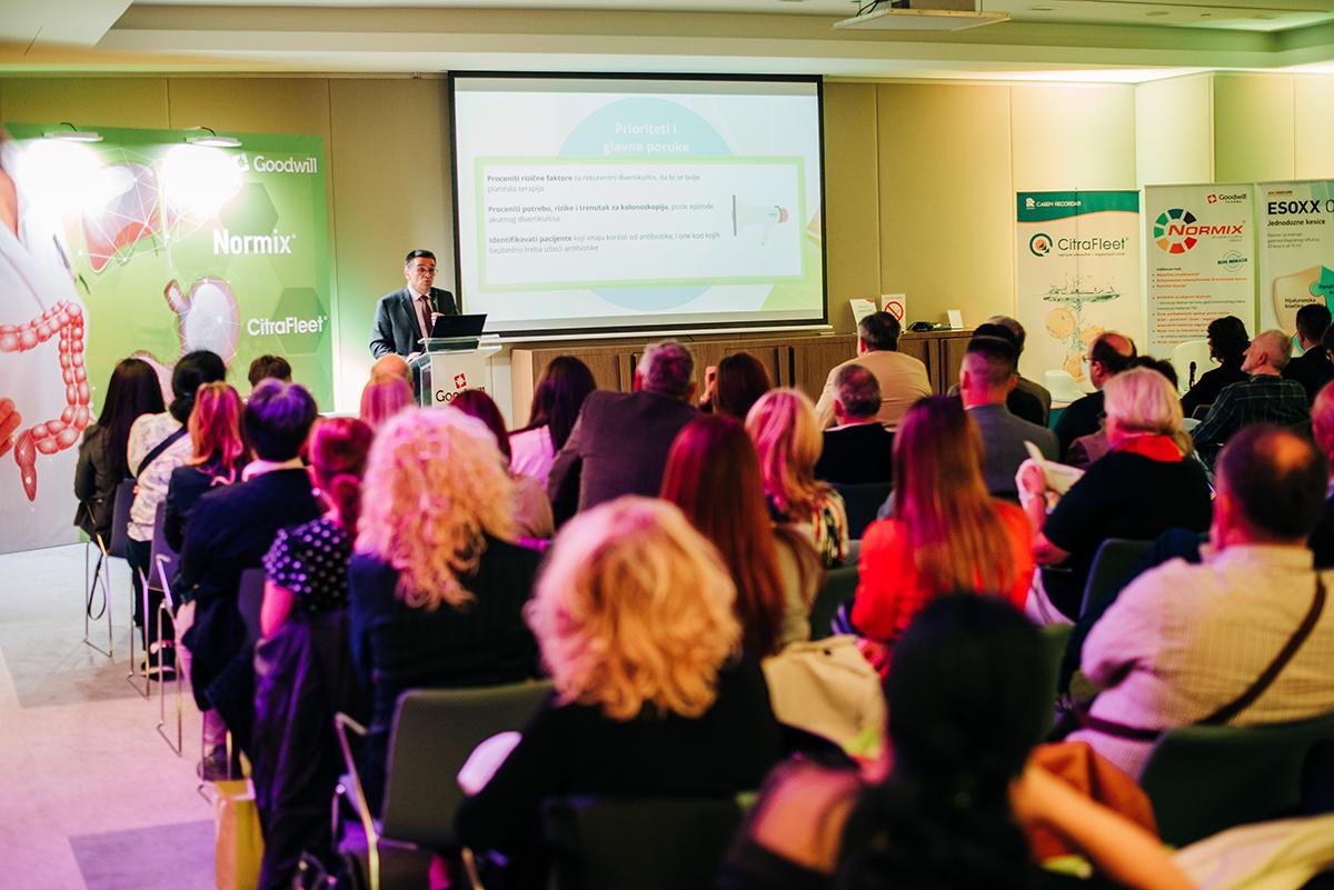 Gastro Symposium with Goodwill Pharma Serbia