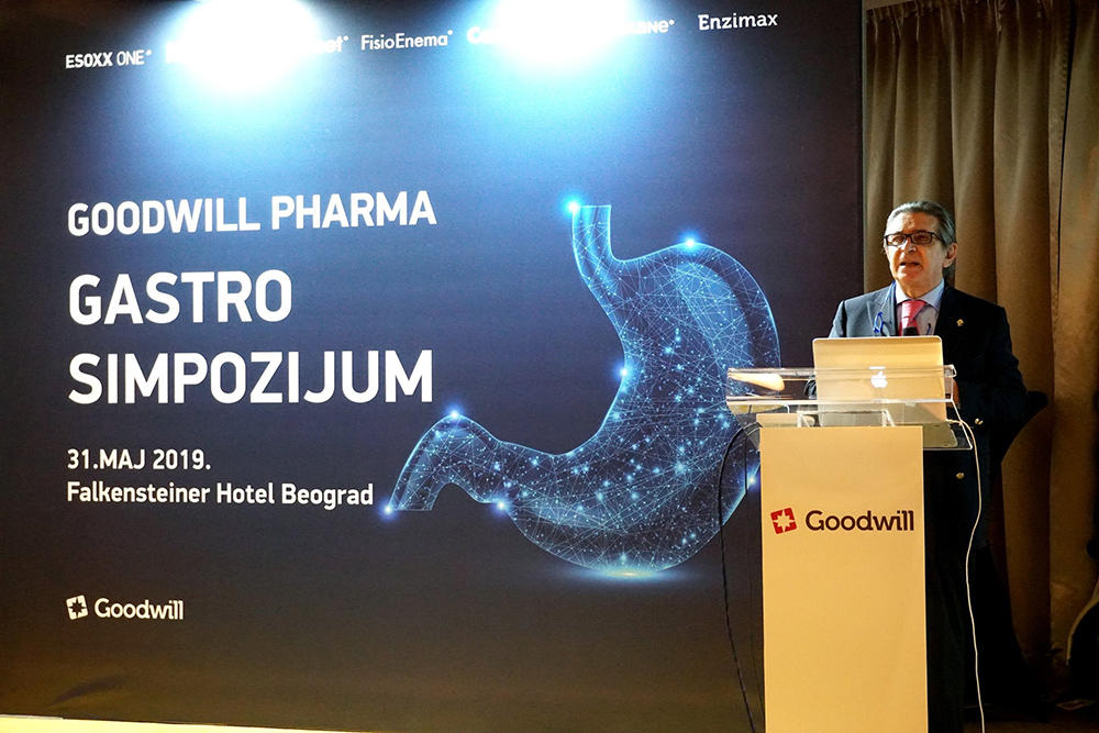 Second Goodwill Gastro Symposium
