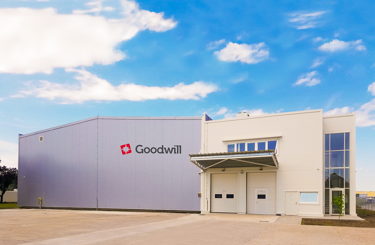 Goodwill Pharma's new logistics centre has been delivered